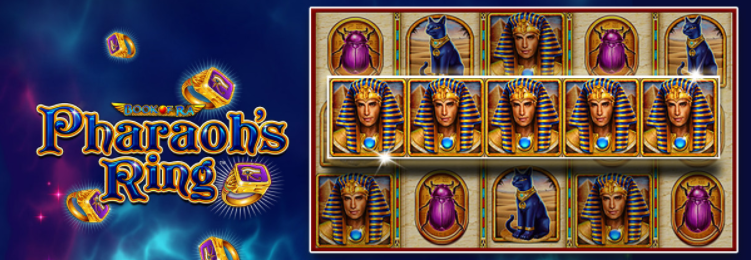 pharaos ring slot