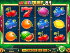 Multifruit playn go