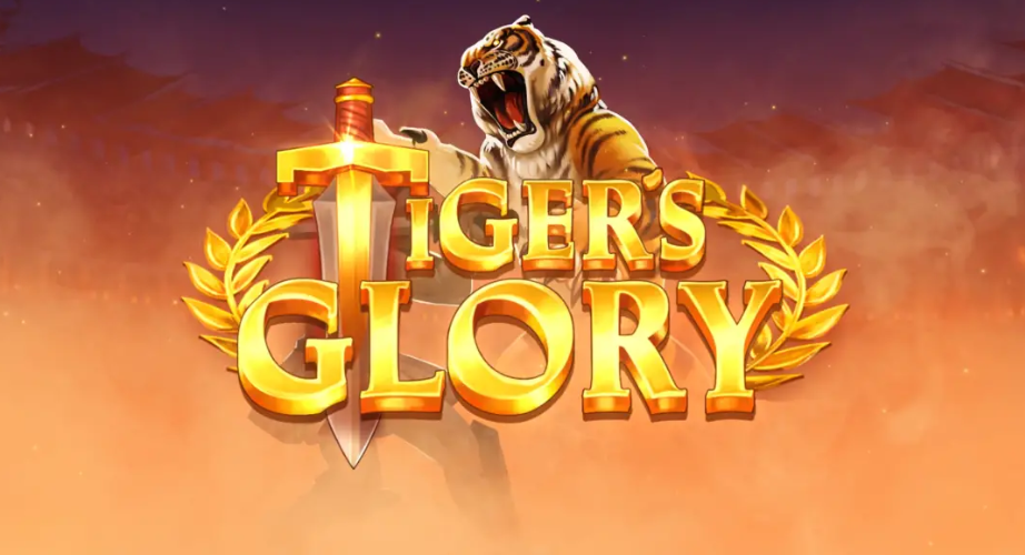 Tiger's Glory – ny slot från Quickspin